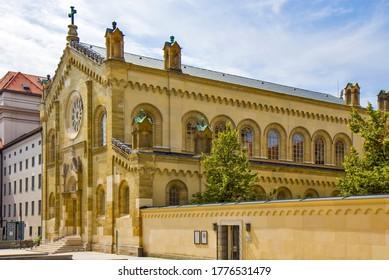 Église de Minich, Allemagne - Allerheiligen-Hofkirche
