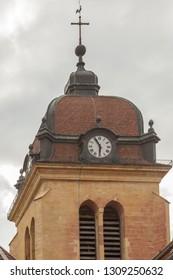 Church in Morteau, France