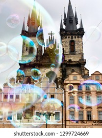 Church of Mother of God Before Týn - Old Town of Prague, Czech Republic