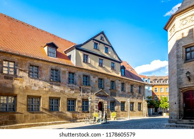 Church and Museum, Bayreuth, Germany