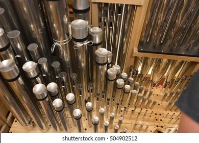 church music organ