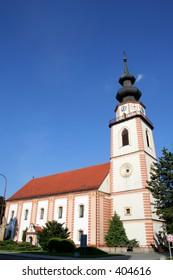 church in myjava