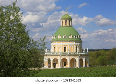 Church of the Nativity of the Blessed Virgin in Podmoklovo, Moscow Region, Russia