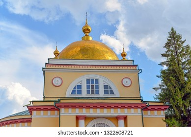 Church of Nativity of Christ on Cathedral Square in Lipetsk, Russia