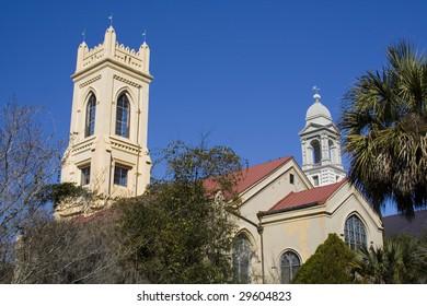church neighbors in Charleston SC
