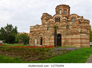 Church in Nessebar