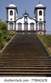 Church of Nossa Senhora in Monte on the Portuguese Island of Madeira