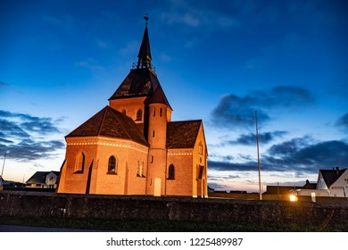Church in Nr Vorupør