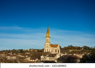 The church of old Nérac