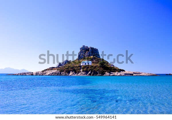 Church on the island of Kos in Greece