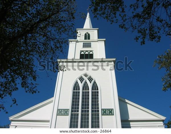 church on nantucket island