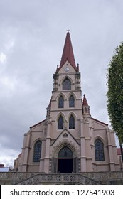 Church of Our Lady of Mercy in downtown San Jose Costa Rica