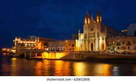 Church of Our Lady of Mount Carmel, Sliema, Malta
