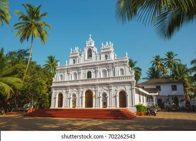 Church of Our Lady of Mount Carmel, Arambol, Goa, India
