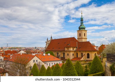 Church of Our Lady Victorious in Mala Strana of Prague