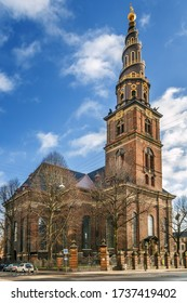 Church of Our Saviour is a baroque church in Copenhagen, Denmark, most famous for its corkscrew spire with an external winding staircase that can be climbed to the top