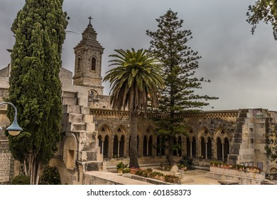 The Church of the Peter Noster in Jerusalem