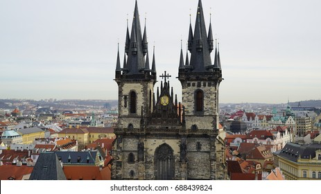 Church at Prague