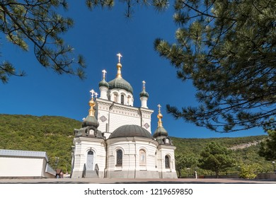 Church of the Resurrection of Christ in the Foros village, Crimea