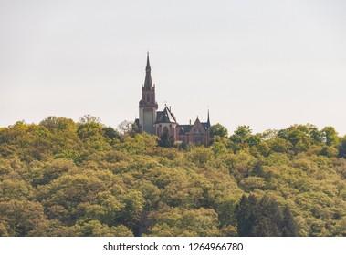 Church in Rudesheim