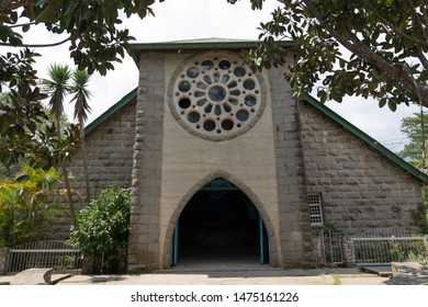 church in sagada in phillipine