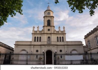 Church of Saint Antony of Padua  in San Antonio de Areco (Argentina)
