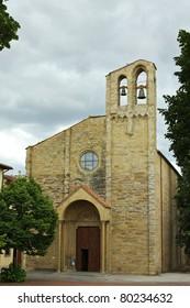 Church of the  Saint Domenico - Arezzo - Tuscany - Italy