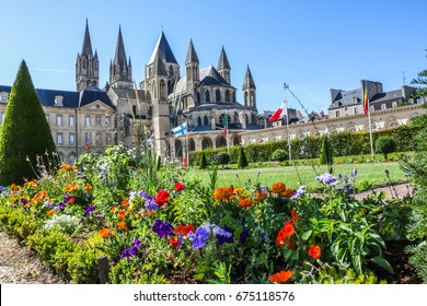 Church of Saint Etienne, Caen , France.