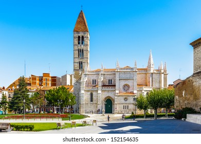 Church of Saint Mary the Ancient (Santa Maria La Antigua) is a 12th century church in Valladolid, central Spain.