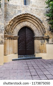 The church of Saint Michael (Parroquia San Miguel) at Plaza de San Miguel is one of the so-called Fernandina churches located in Cordoba, Spain.