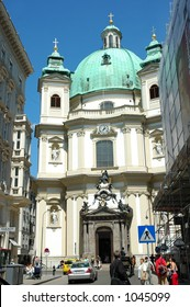 Church of Saint Peter, Vienna - Austria