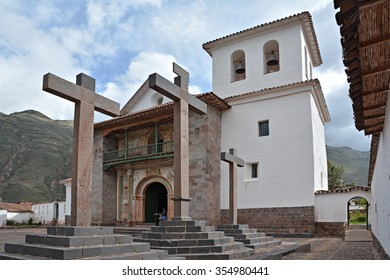 """The church of Saint Peter-Apostle of Andahuaylillas in Peru also named as the """"Sistine Chapel of the Andes"""", and in a sense the comparison is relevant."""