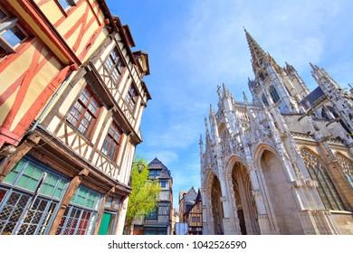 Church of Saint-Maclou, Rouen, France