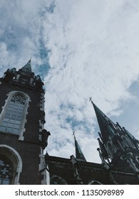 Church of Saints Olga and Elizabeth. Ukraine. Lviv