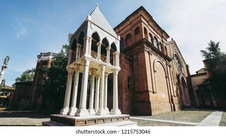 Church of San Domenico in Bologna, Italy