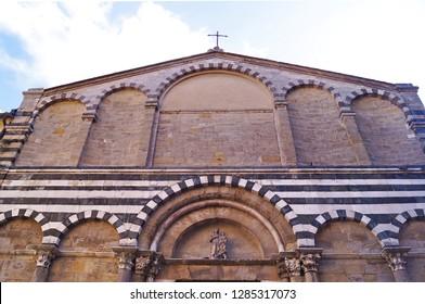 Church of San Michele Arcangelo, Volterra, Tuscany, Italy