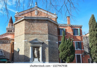 Church of San Polo Venice, Italy