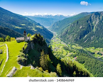Church of San Romerio - Poschiavo - Switzerland