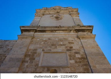 The church of Santa Maria Assunta is the cathedral of Vieste and co-cathedral of the Archdiocese of Manfredonia-Vieste-San Giovanni Rotondo