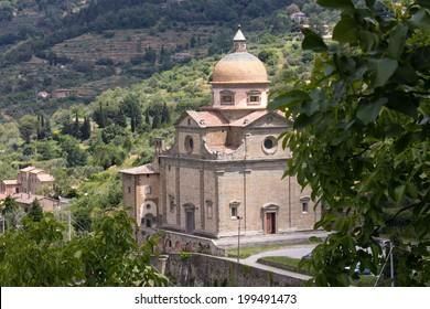 Church of Santa Maria Nuova in Cortona