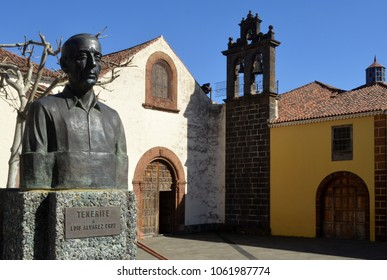 church of santo domingo de guzmann. la laguna,tenerife