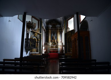 church Sao José in Ponta Delgada (Azoren)