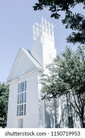 Church in seaside
