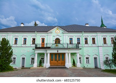 Church in Sergiev Posad, Russia
