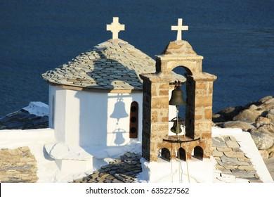 Church in Skopelos Island