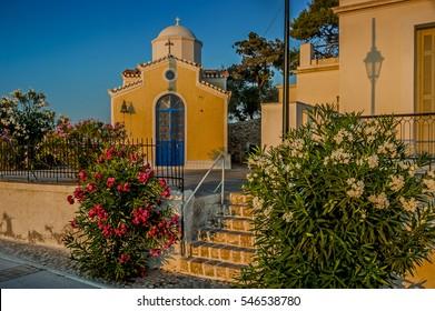 Church in Spetses, Greece