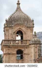 Church Spire in Bunyola