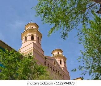 Church of St August in Tarragona, Spain