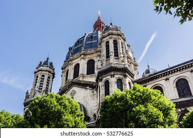 Church of St. Augustine (Eglise Saint-Augustin de Paris, 1868). France.