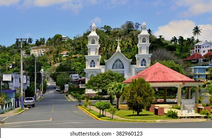 Church of St. Barbara in Samana.